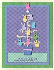Easter Tree...Easter Card