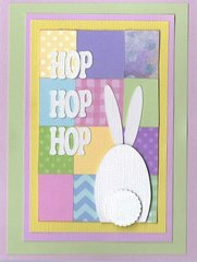 Hop Hop Hop....Inchie Easter Card