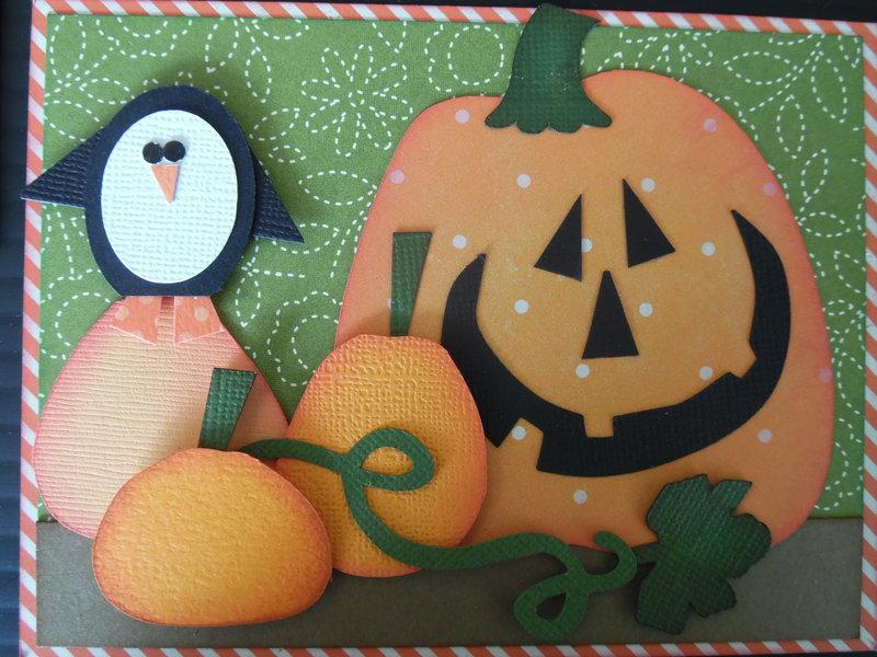Penguins and Pumpkins