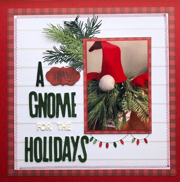 A Gnome For The Holidays