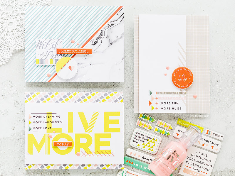 Patterned Paper Play