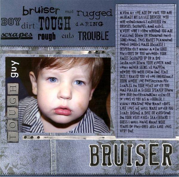 Bruiser (HOF freebie)