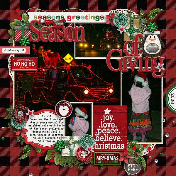 2008 Fireman Santa