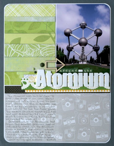 Around the Atomium