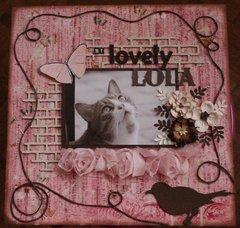 My lovely Lola