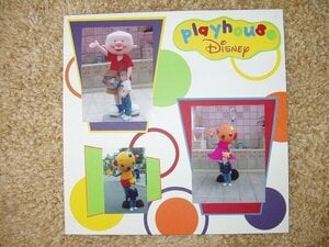 Gallery Search: playhouse disney
