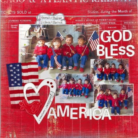 ~God Bless America~ AMM kit