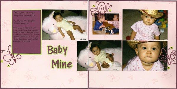 Baby Mine CG 2012