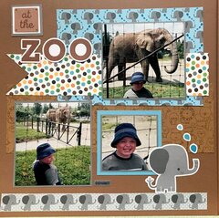 At the Zoo 1