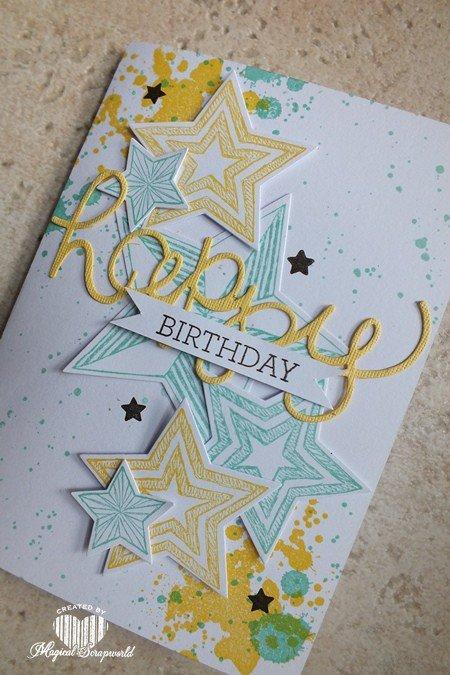 Happy birthday, stars