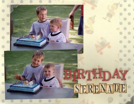 Birthday Serenade