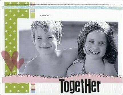 Growing up.....Together
