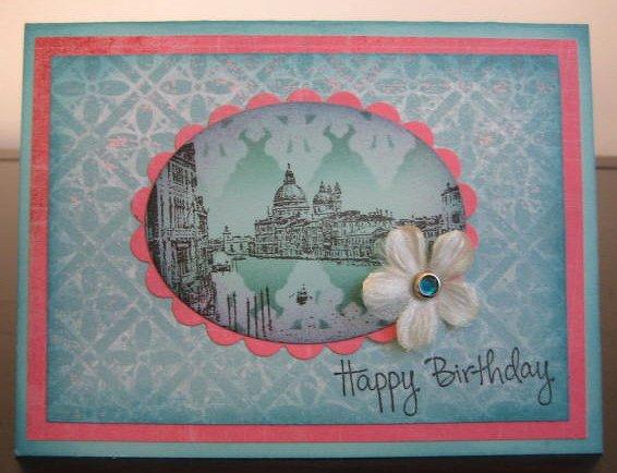 Happy Birthday - Darkroom Door