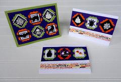 Triple Treat Halloween Cards