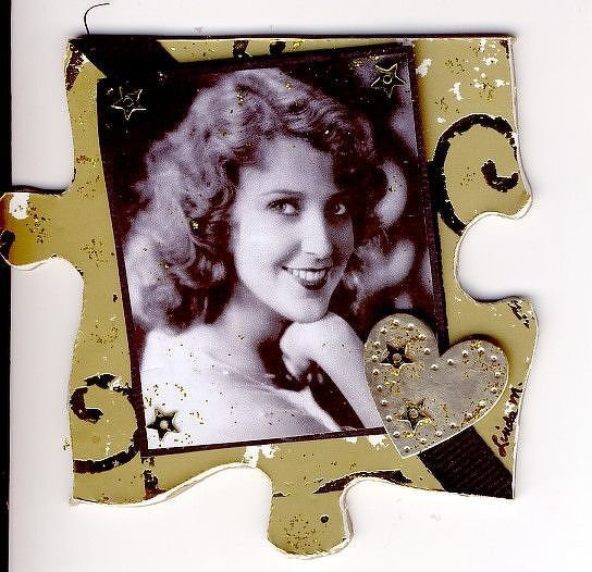 Altered Puzzle Pieces