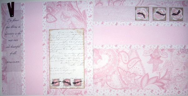 2 - two-page layouts - Old Rusty Pickle Kit