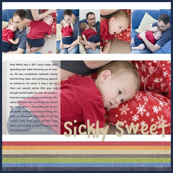 Themed Projects : Sickly Sweet