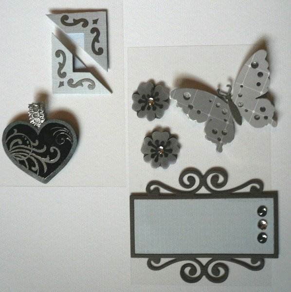 Gray Card Candy