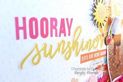 Hooray Sunshine