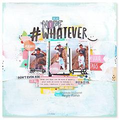 #nopewhatever
