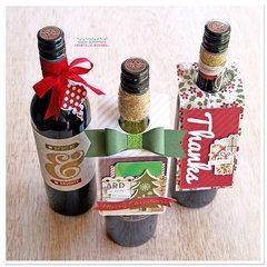 Custom wine gifts