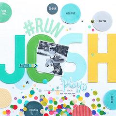 #runjosh