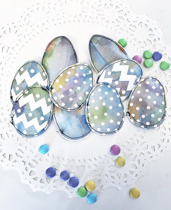 Paper Egg Pouches
