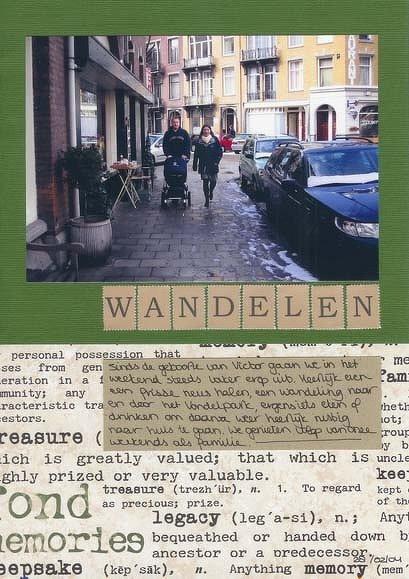 [Wandelen / Walking ]