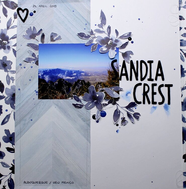 Sandia Crest