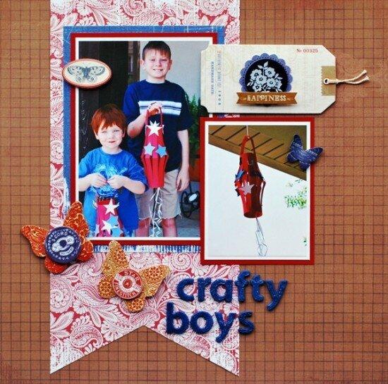 Crafty Boys