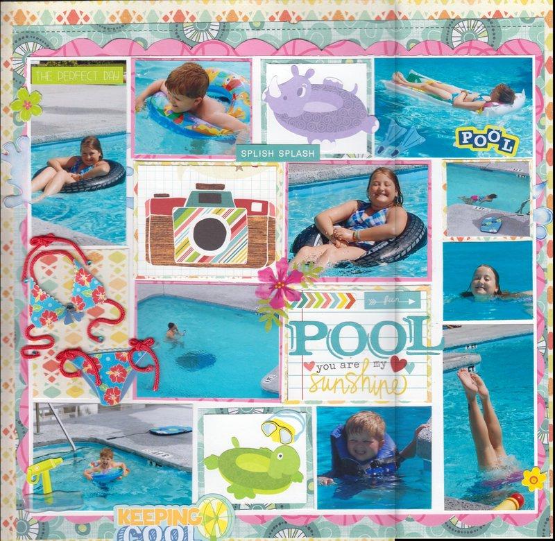 Myrtle Beach Pool time