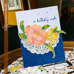 Altenew Birthday Wish