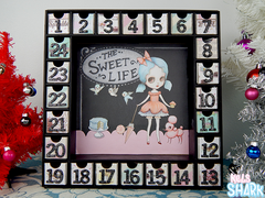 The Sweet Life of Paper Girls Advent Calendar by Kels Shark