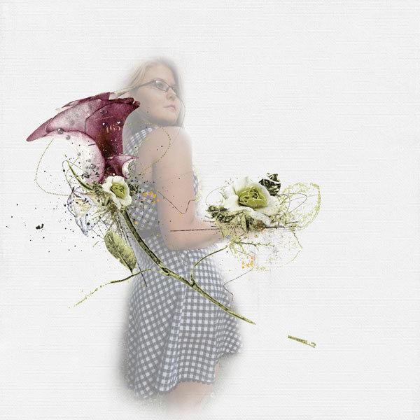 Jopke Designs - Fancy Art Roses 2