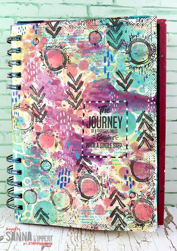 Journey - AJ page