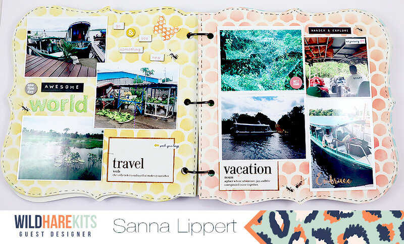 Rio Negro Travel Minibook