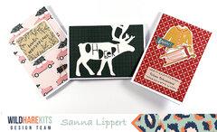 Card set, Christmas
