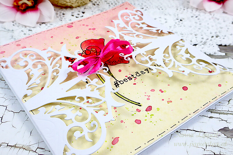 #bestdayever card