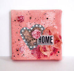 (heart) home