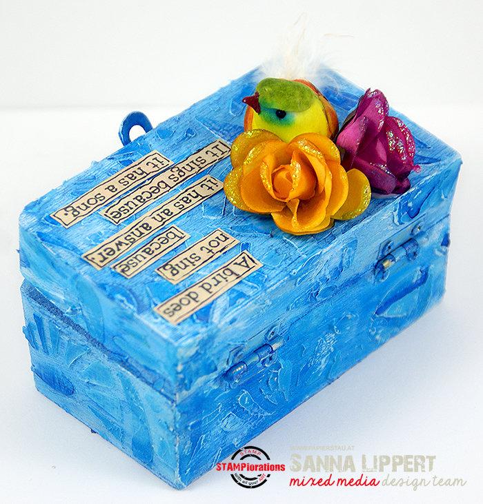 Altered present box