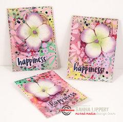 Happiness ATC set