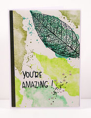 You´re amazing!