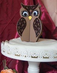 The Halloween Owl Brigade