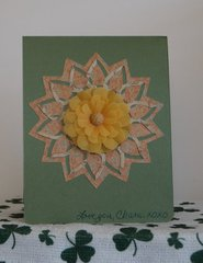 Paper Folding and Pop-Up Card