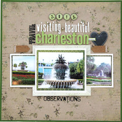 Visiting Beautiful Charleston