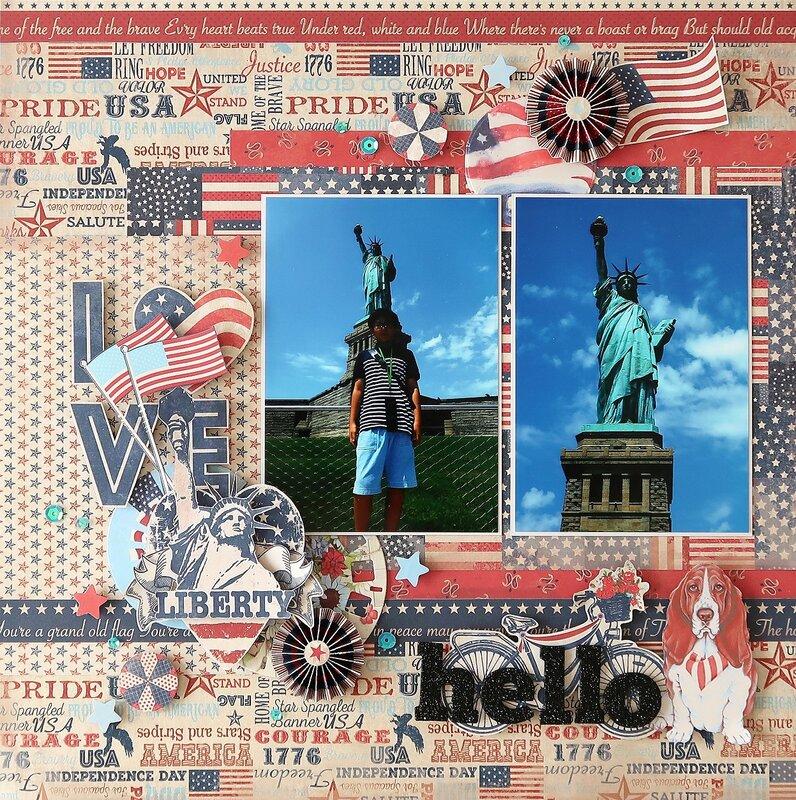 hello Statue of Liberty