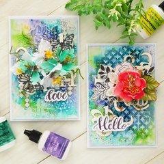 love&Hello cards