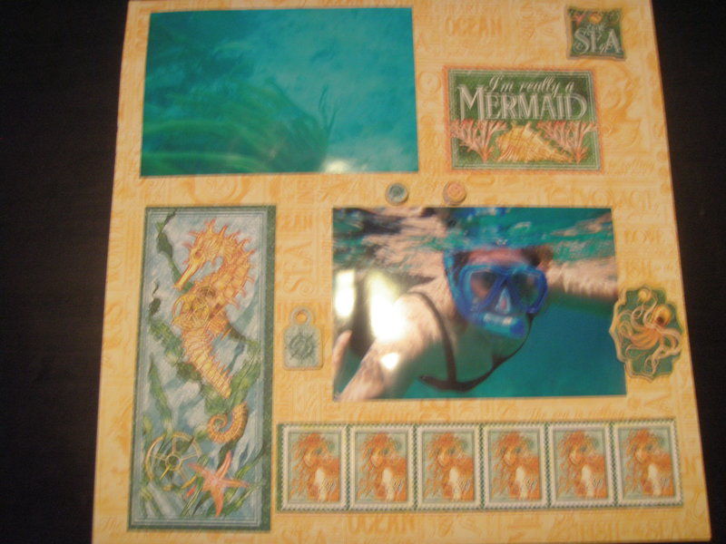 Im really a Mermaid!