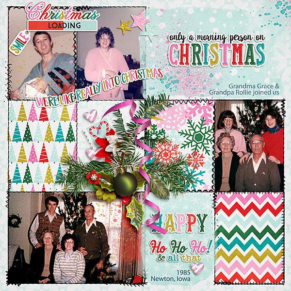 1985 Christmas