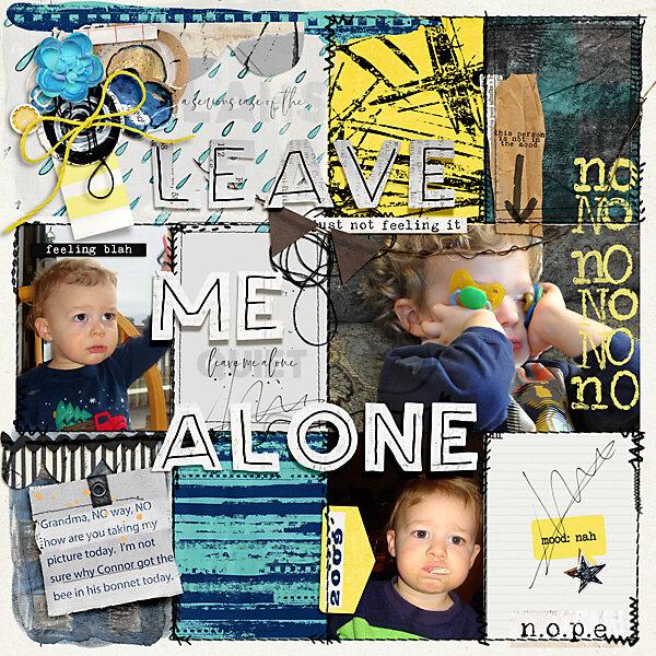 2009 No Leave Me Alone Connor